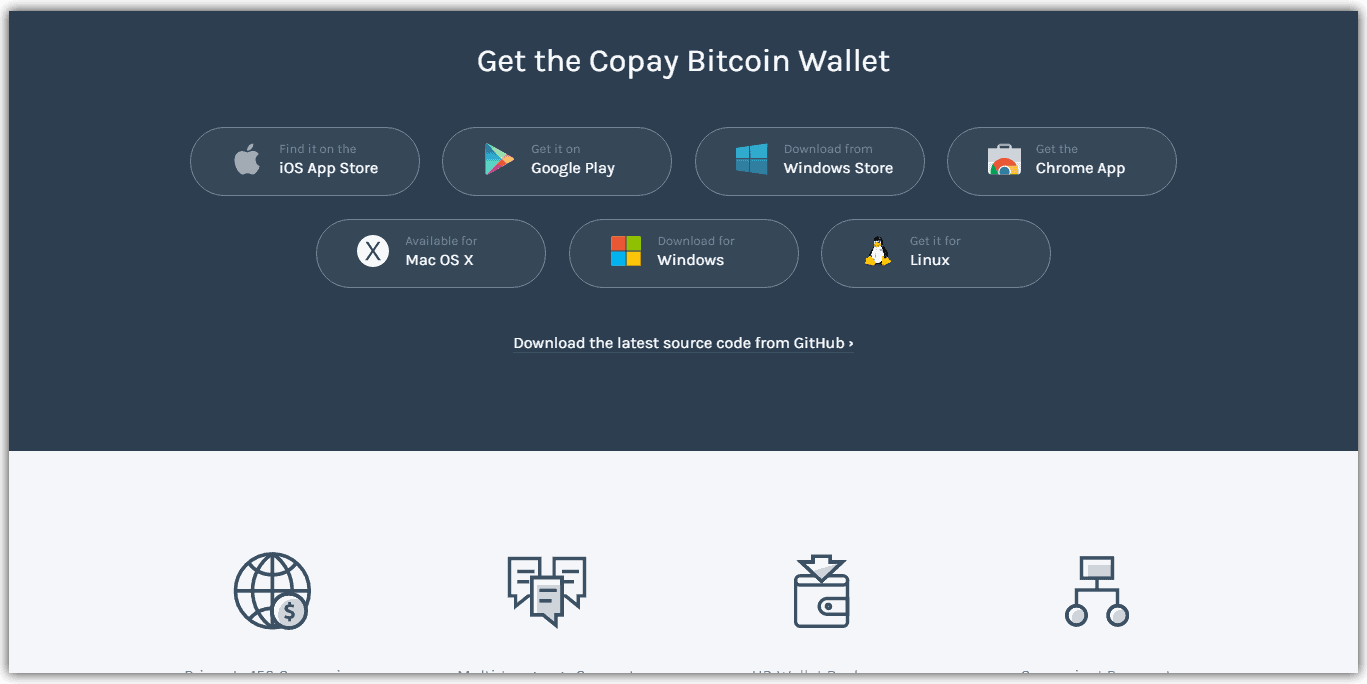 Copay Secure, Shared Bitcoin Wallet